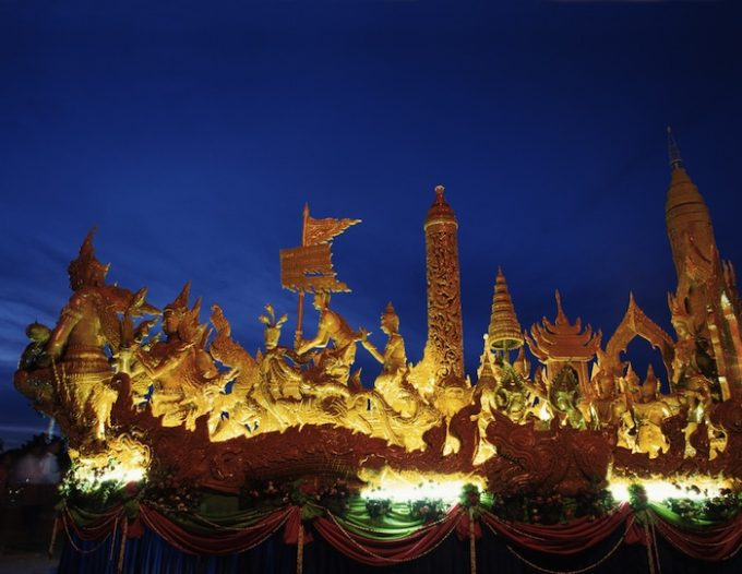 Candle festival, Ubon Ratchathani, Thailand Events and Festivals