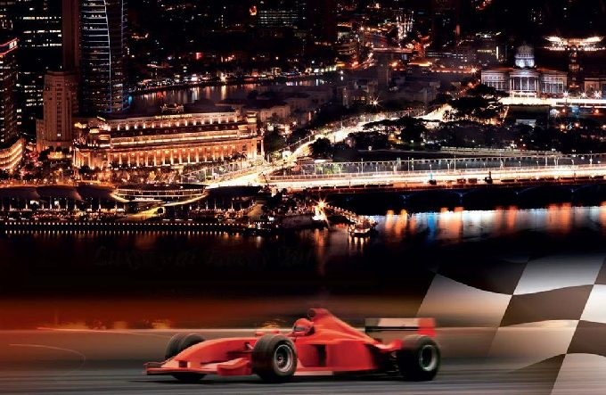 プリファード ホテルズ&リゾーツがF1シンガポールGPの特別パッケージ発表