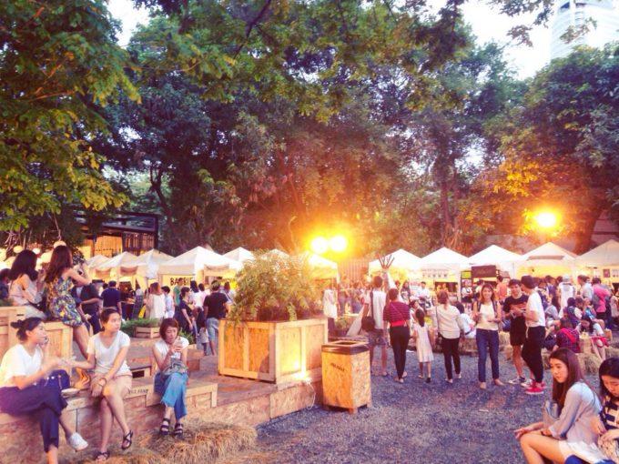 週末限定開催!バンコク・トンロー駅前のおしゃれマーケット「TGIF market」