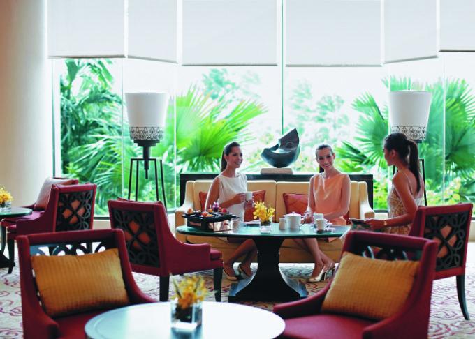 Shangri-La Hotel Bangkok13