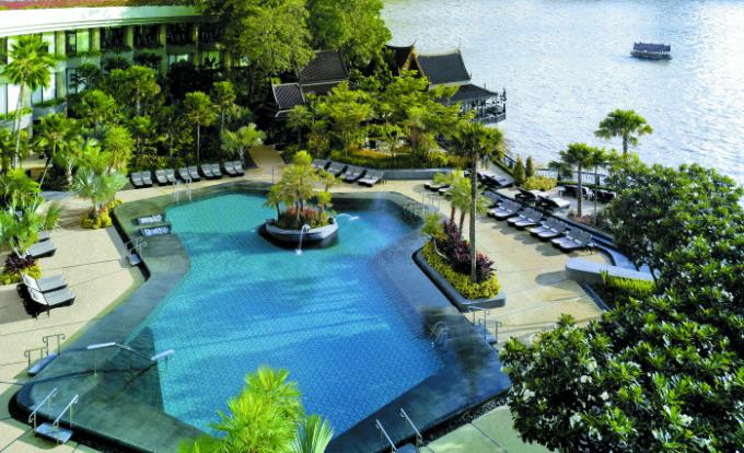 Shangri-La Hotel Bangkok8