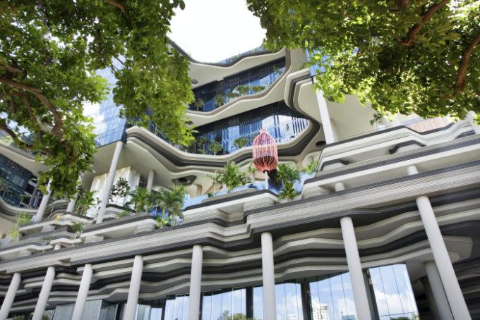 シンガポールの緑溢れる5つ星ホテル「パークロイヤル ピッカリング」