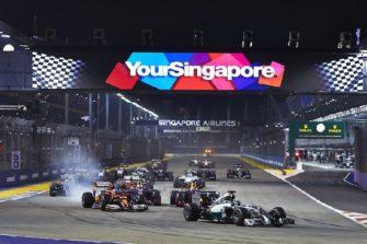 市街地ナイトレースに大興奮!F1シンガポールグランプリ