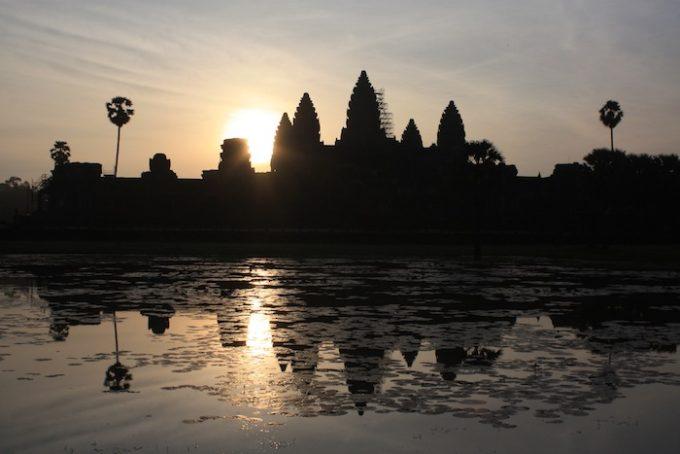 世界遺産アンコール・ワットを漏れなく観光するモデルコース