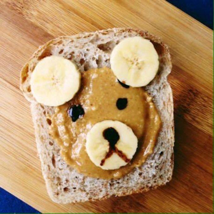 チェンマイで朝ごはん。「flour flour」の天然酵母トースト