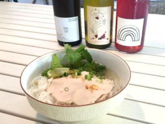 (東京・神泉)ベトナム料理×ナチュラルワインが楽しめる店