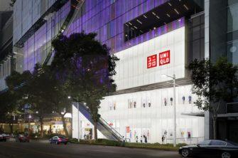 東南アジア初のグローバル旗艦店!ユニクロがシンガポールに新店オープン