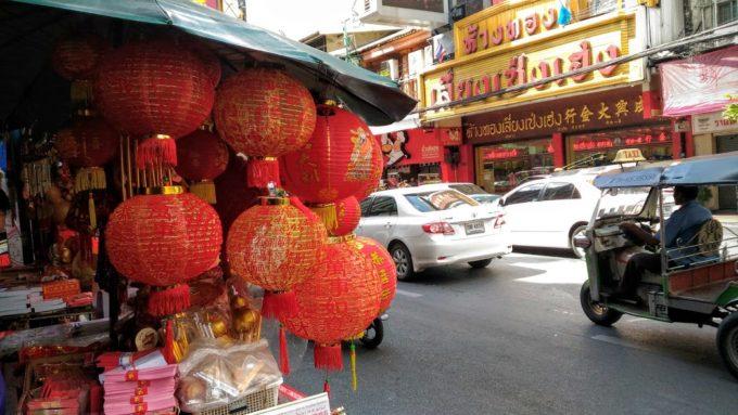 バンコク・ヤワラートを散策して中華街グルメを楽しもう