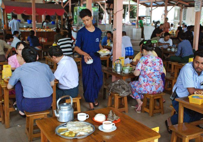 日本ではあまり知られていない ミャンマー料理の世界!