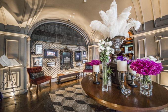 バンコク随一のエレガントな5つ星ブティックホテル「ホテル ミューズ」