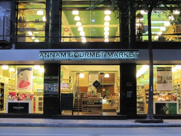 annnam gourmet market HBT