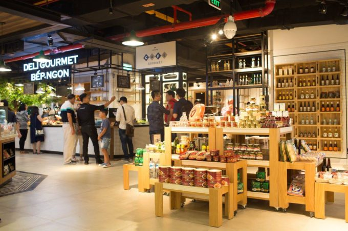 annnam gourmet market Saigon Centre2