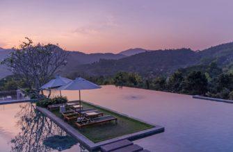 山々と調和した美しいリゾート「ヴェランダ ハイ リゾート チェンマイ」