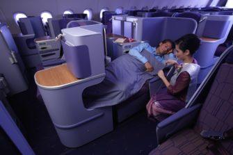微笑みの国が誇るタイ国際航空の「ロイヤルシルククラス」の魅力とは