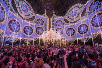シンガポール「ガーデンズ・バイ・ザ・ベイ」で迎えるクリスマス