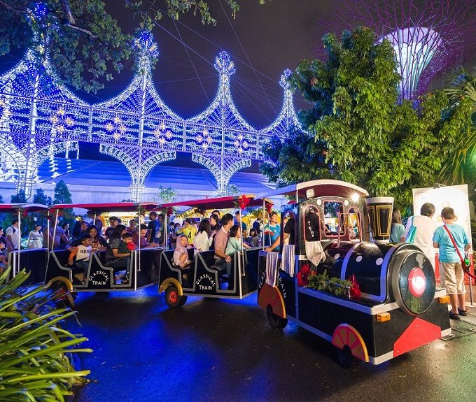 Christmas Wonderland - Christmas Train