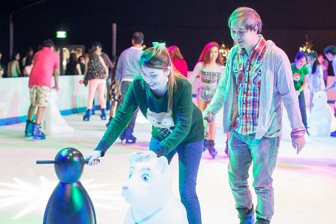 Christmas Wonderland - Ice Skating Rink