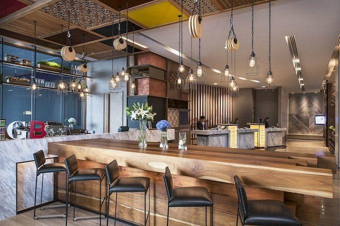 GourmetBar and Reception