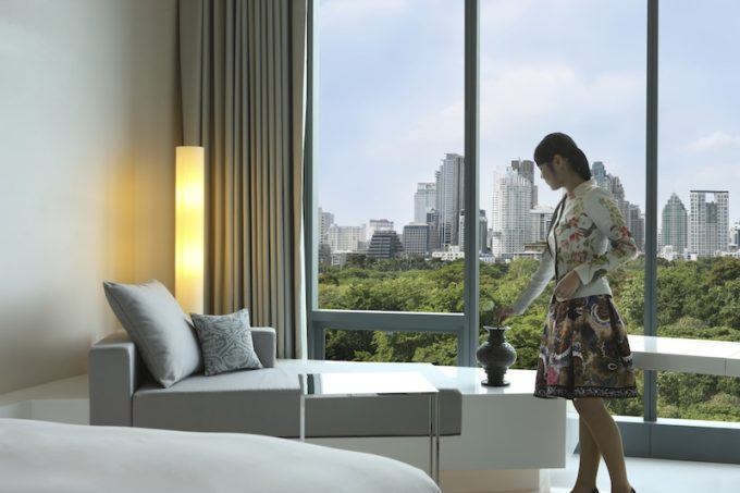 SO Sofitel Bangkok - Metal Element