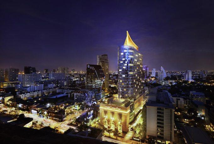 バンコク初の天然温泉を完備したホテル「Grande Centre Point Sukhumvit 55」