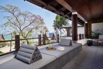 タイのウェルネス・リゾート「チバソム」のオーシャンビュー全室リニューアル