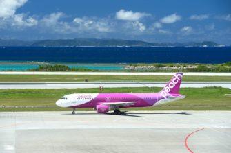 LCC「Peach」が 沖縄=バンコク線を2月19日新規就航