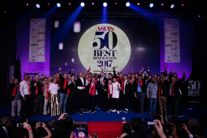 「アジアのベストレストラン50」2017 第1位はタイの「ガガン」に決定!