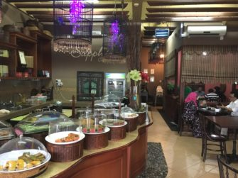 ブルネイ人の憩いの場所!カフェ「Sapphira」