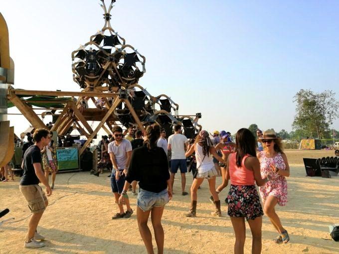 行ってきました!タイの野外音楽フェス「Wonderfruit Festival」