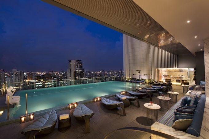 抜群のアクセスを誇るラグジュアリーホテル「ヒルトン スクンビット バンコク」