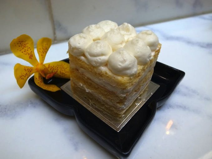 タイらしいココナッツケーキが美味!Wantong Caféでちょっと休憩