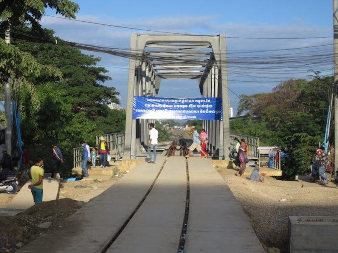 国際列車復活? タイ=カンボジア 国境の鉄道