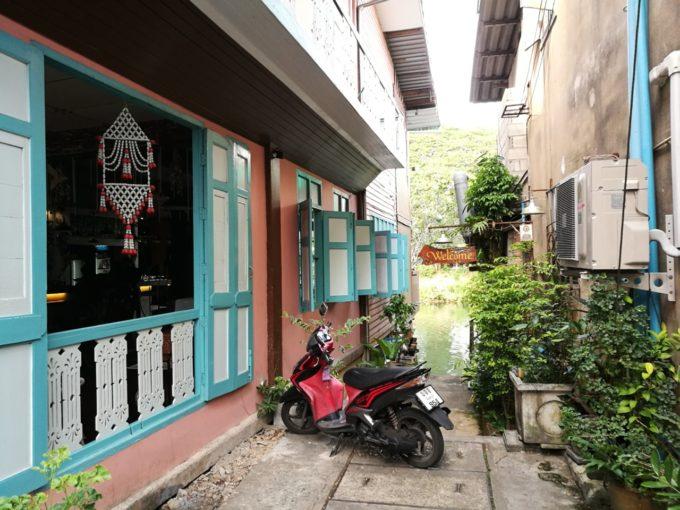 街歩きが楽しい!タイ・チャンタブリーのオールドタウン