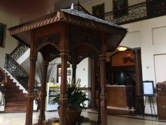 ジャカルタで人気の「Taman Sari Royal Heritage Spa」でクリームバス