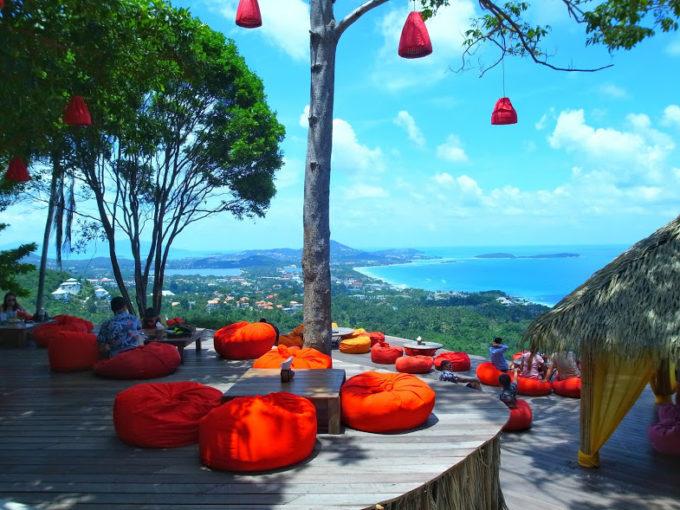 タイ・サムイ島の絶景レストラン&バー「The Jungle Club」