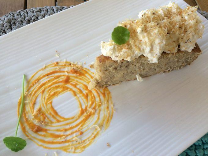 ほどよい甘さが絶品!シェムリアップ「Spoons Cafe」のバナナミルクケーキ
