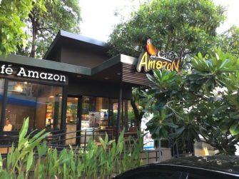 タイのコーヒーチェーン、一番人気はスタバではなく◯◯だった!?