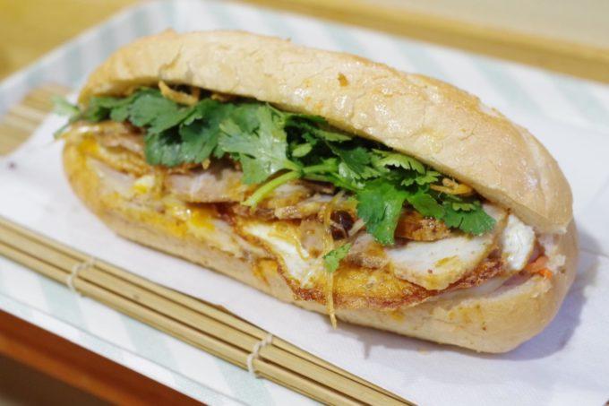 (東京・高田馬場)ベトナム人がオープンしたバインミー専門店「シンチャオ」