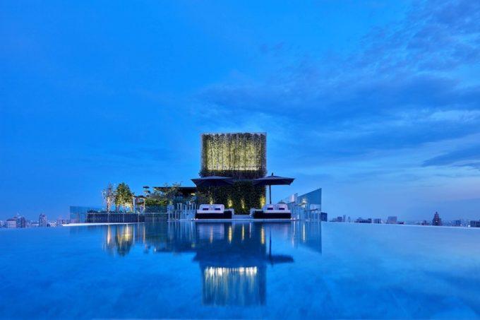 オールスイートのラグジュアリーホテル「137ピラーズ・バンコク」