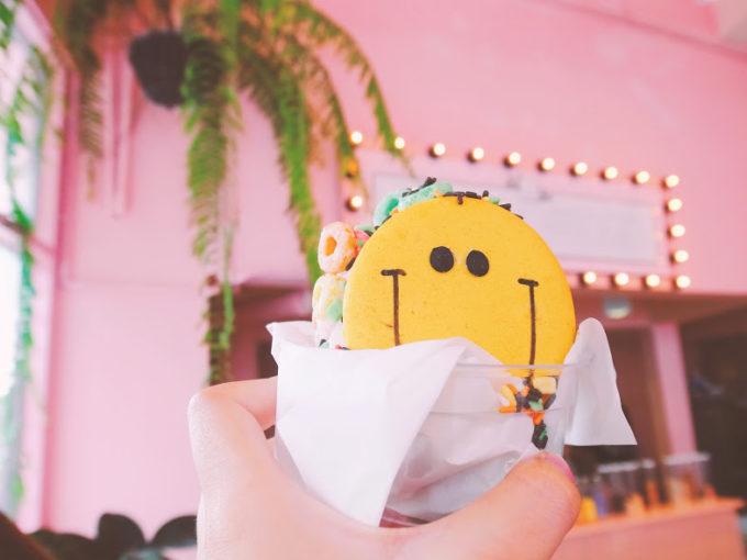 ピンクが可愛い!バンコクのフォトジェニックカフェに行こう