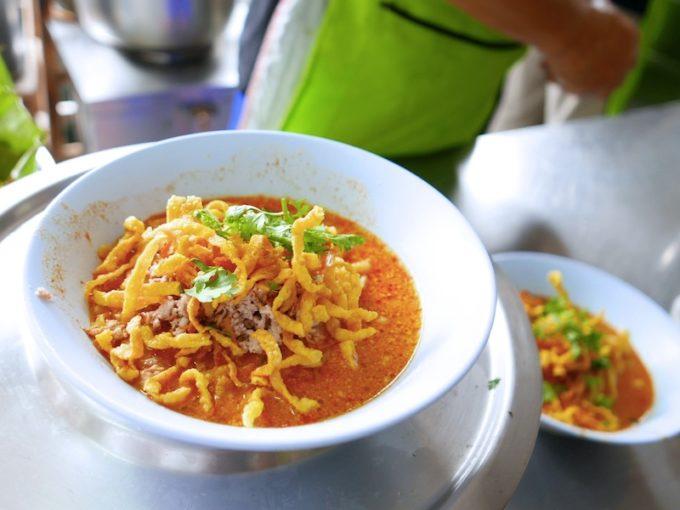在住者&ローカルに人気!チェンマイの絶品カオソーイ食堂