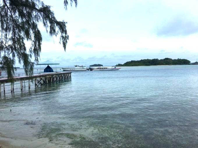 真っ青な海!ジャカルタから行くプロウスリブ・プトゥリ島へ