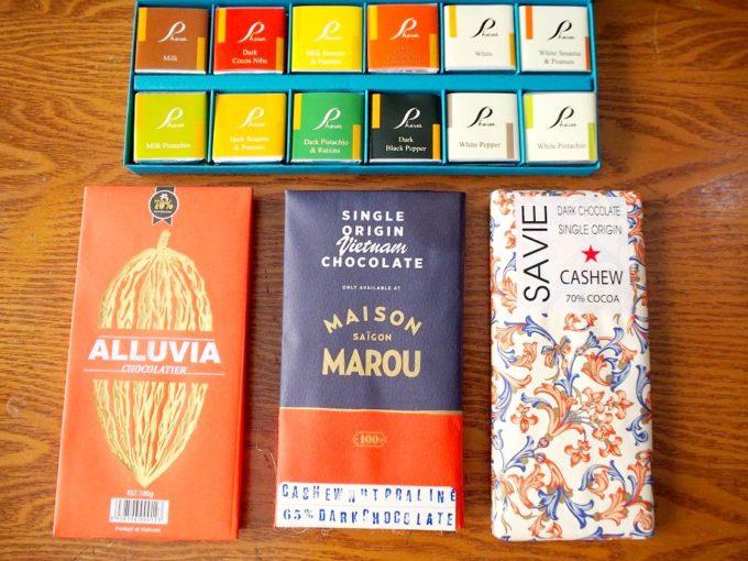 味もパッケージも◎!高品質なベトナム産チョコレート4選