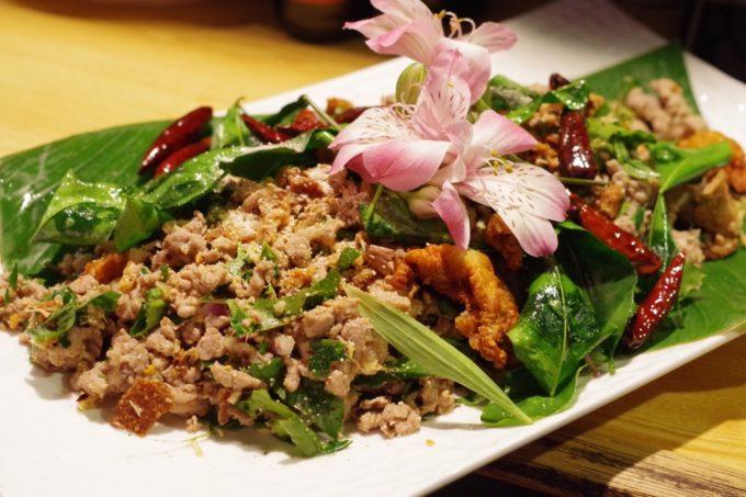 (東京・東中野)タイ料理フリークに愛される名店「ロムアロイ」