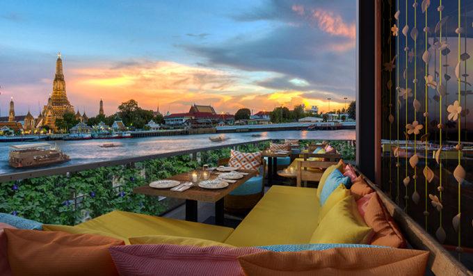 超人気レストランがチャオプラヤー進出! 川沿いで楽しむ2つのSupanniga