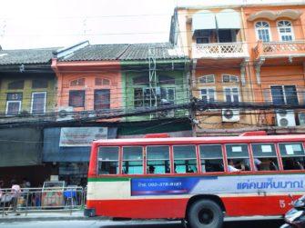 バンコクのレトロな通りを街歩き!ジャルンクルン通りを歩いてみよう