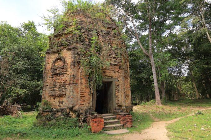 カンボジアで3つ目!「サンボー・プレイ・クック」が世界遺産に登録