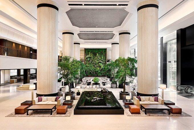 「シャングリ・ラ ホテル シンガポール」タワーウィングがリニューアルオープン