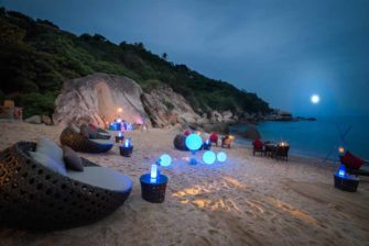 ゲストがビーチを独占できる サムイ島のリゾート4選+1