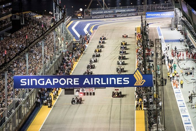 豪華ステージにも注目!熱狂の3日間「F1シンガポールグランプリ」